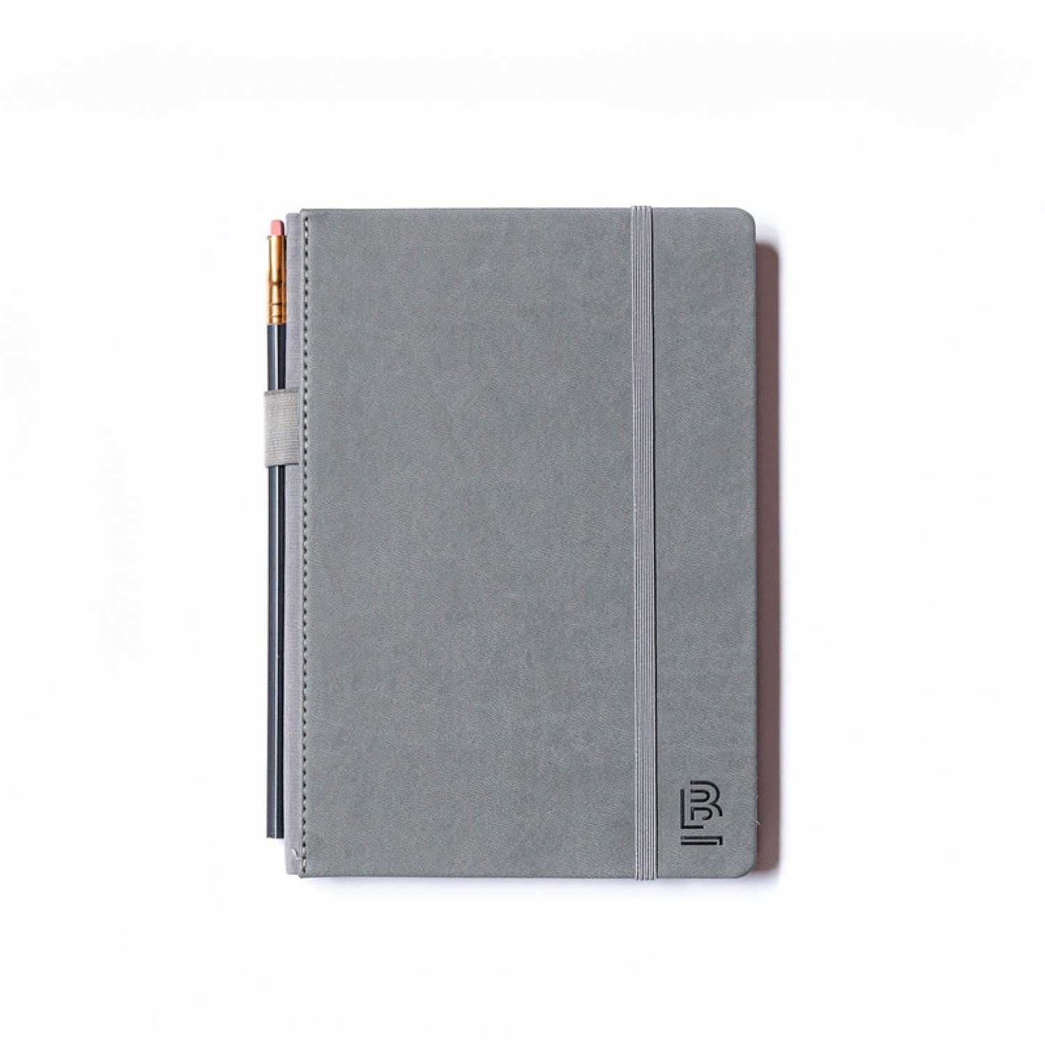 Blackwing Slate Notebook A5 Grey Dot Grid