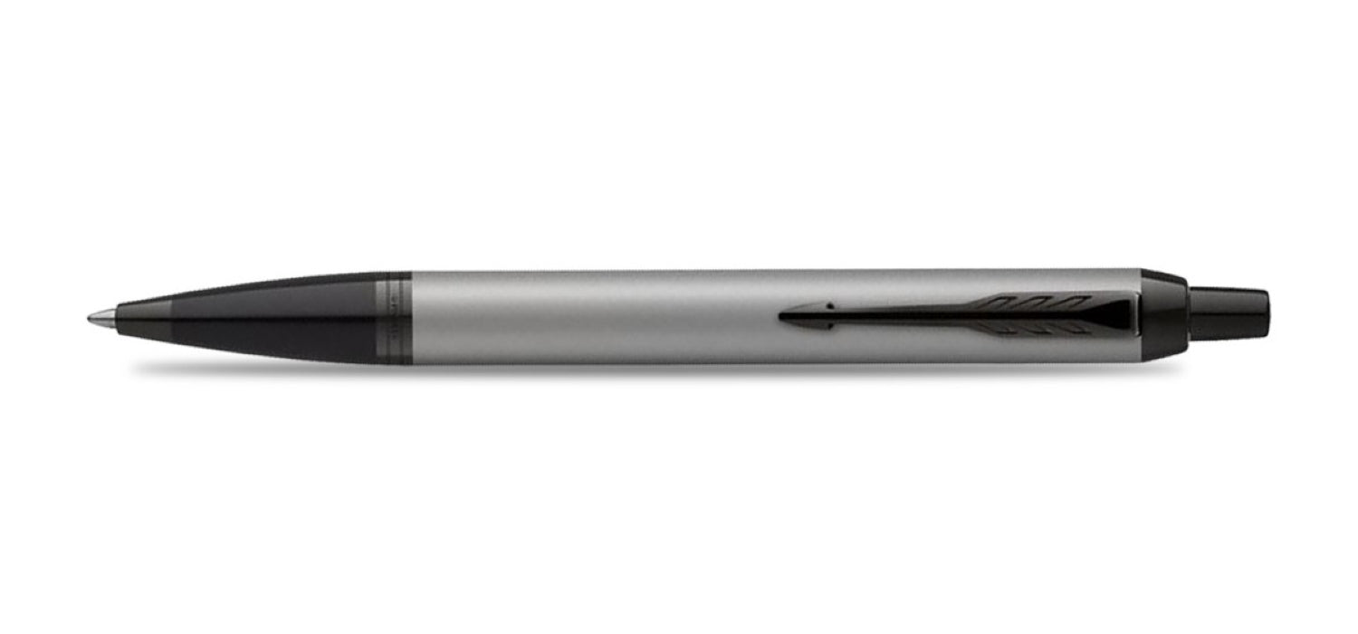 Parker IM Achromatic Grey Ballpoint BP