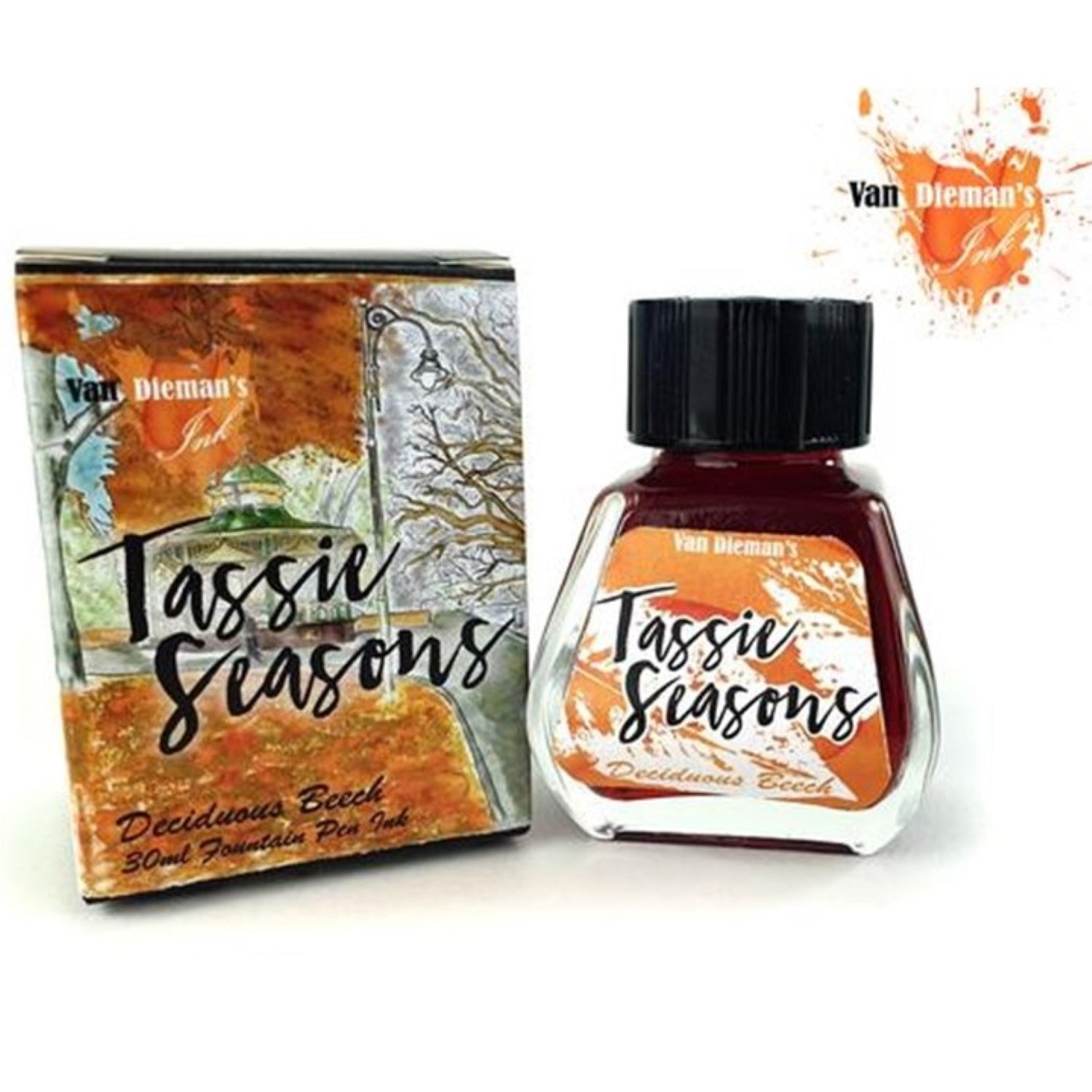 Van Diemans Tassie Seasons (Autumn) Deciduous Beech Ink 30ml