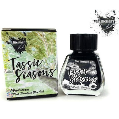 Van Diemans Tassie Seasons (Summer) Hailstorm Ink 30ml
