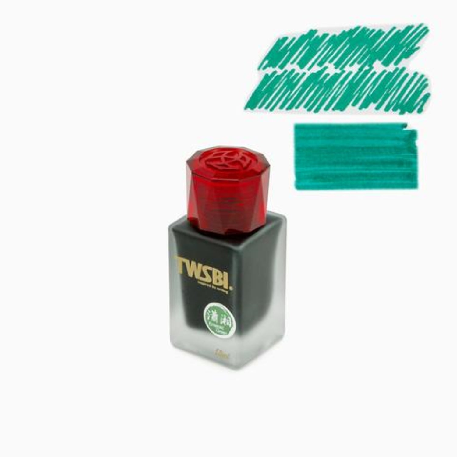 TWSBI 1791 Ink - Emerald Green 18ml