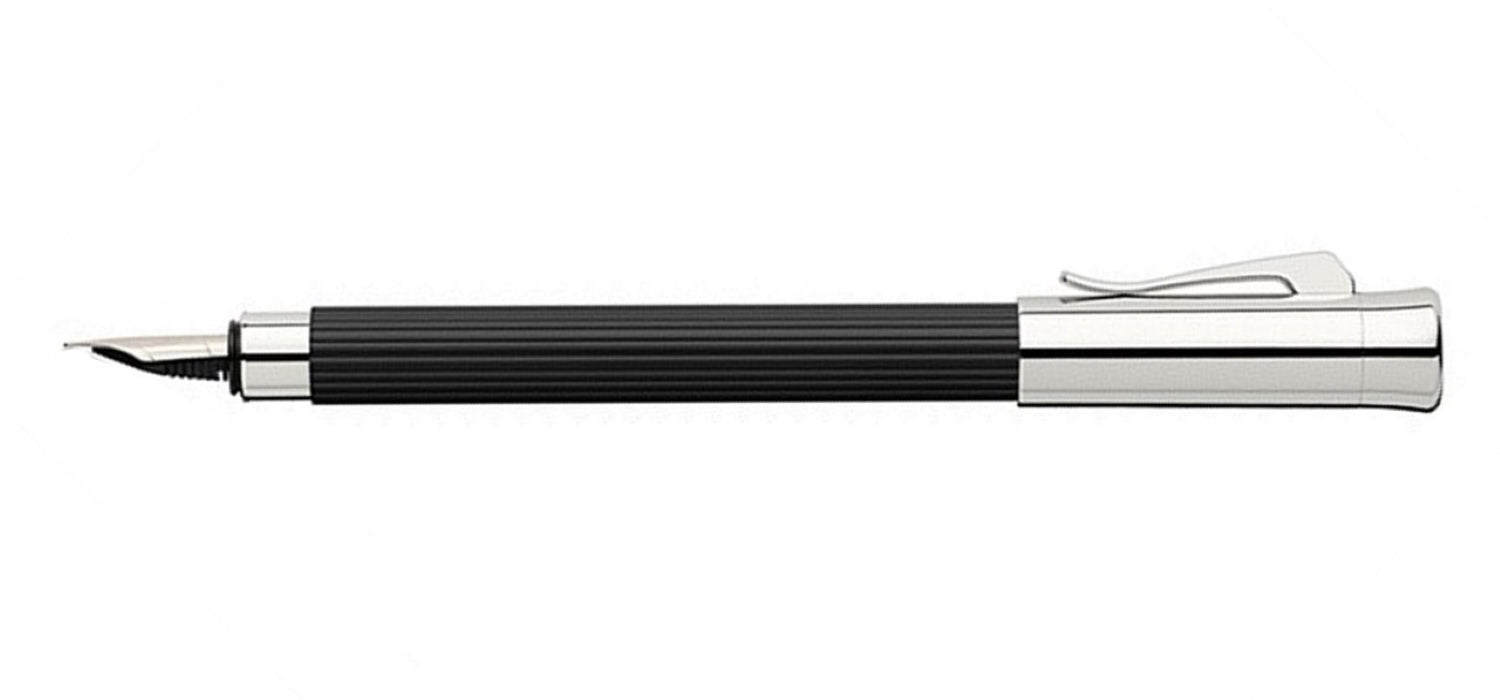 Graf Von Faber Tamitio FP Fountain Pen M Black GVFC
