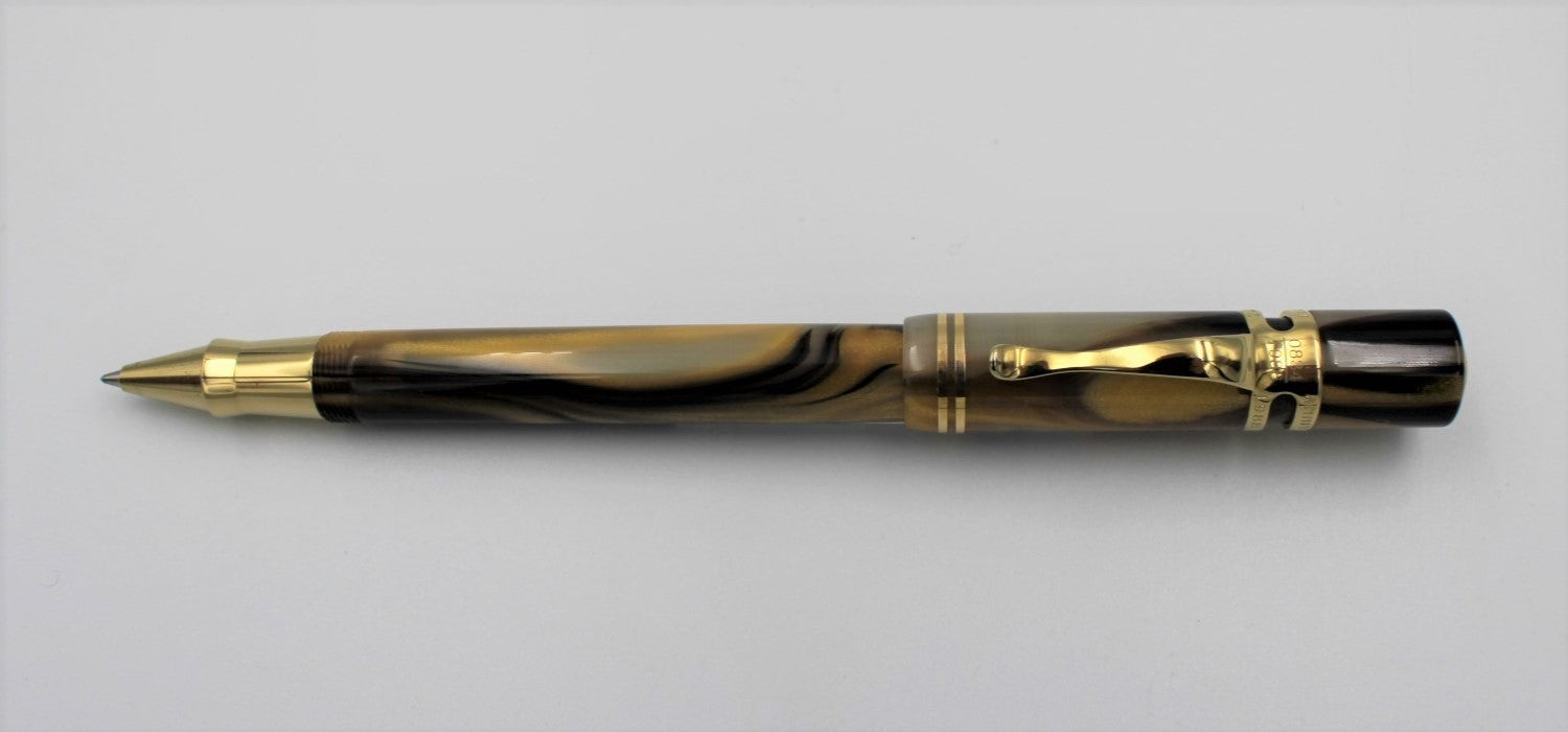 Visconti Ragtime Brown 20th Anniversary Limited Edition Rollerball