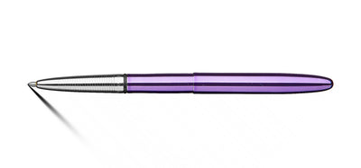 FISHER Purple Passion Translucent Bullet Space Pen