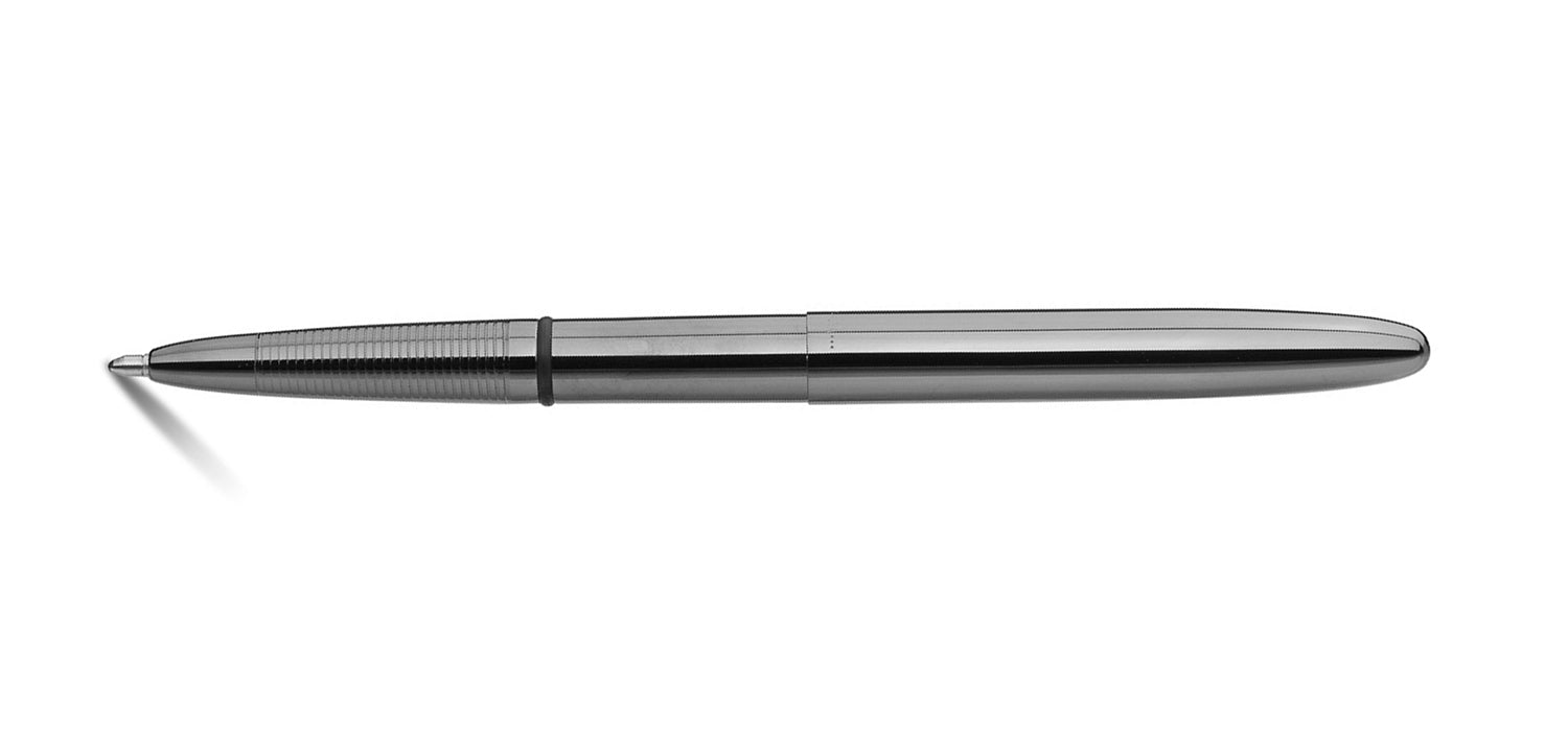 FISHER Black Titanium Nitride Bullet Space Pen