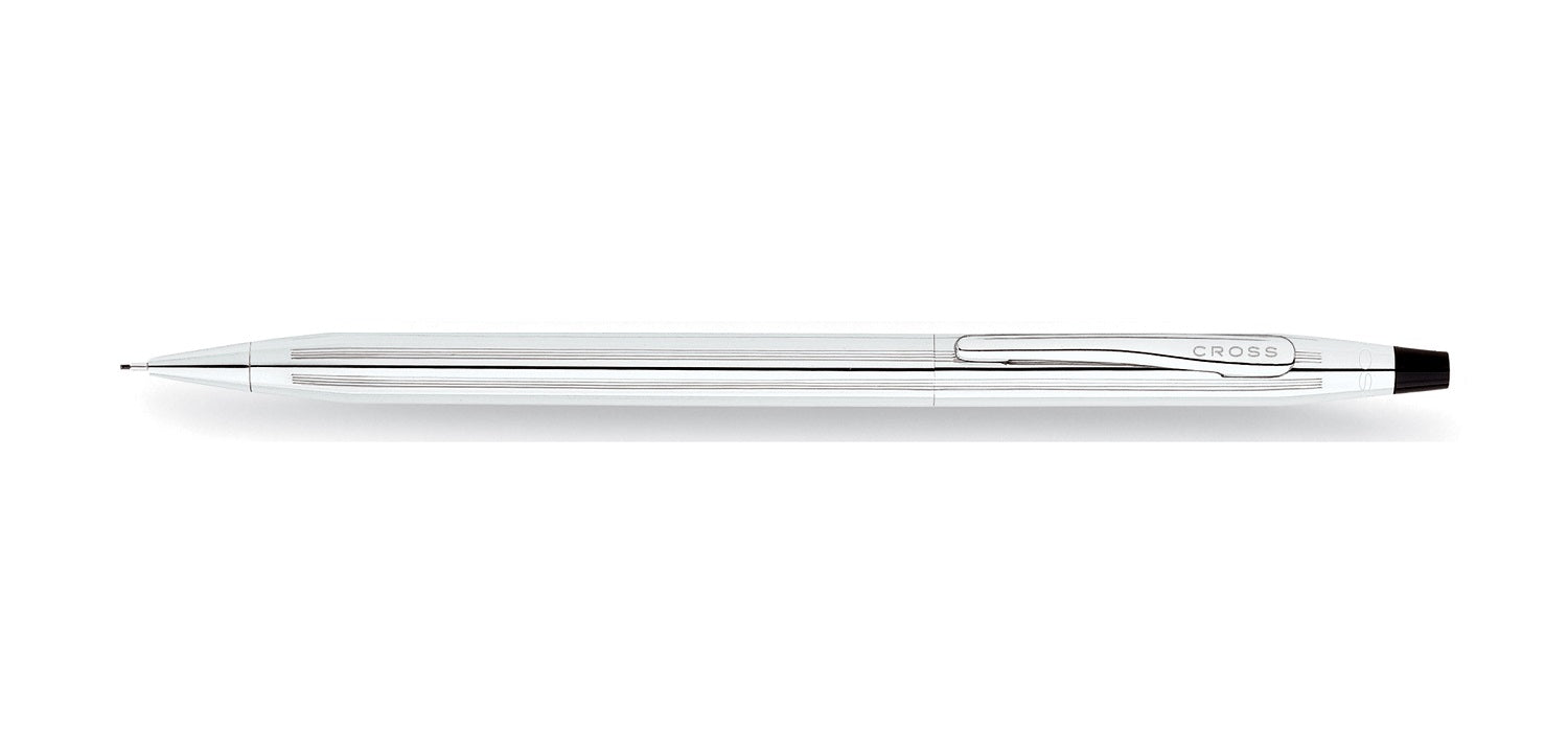 Cross Classic Century Mechanical Pencil 0.5mm - Lustrous Chrome