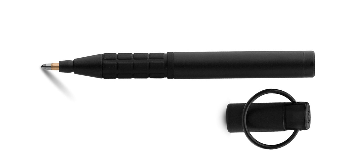 FISHER Matte Black Trekker Space Pen