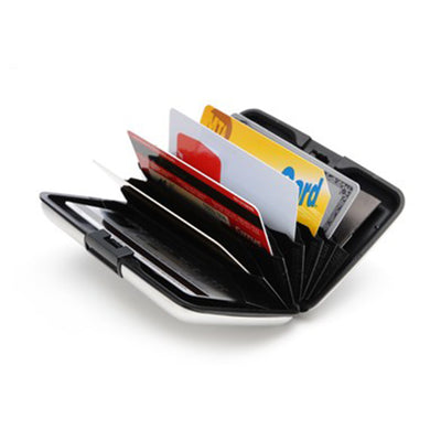 OGON AL5A Stockholm Card Case Black