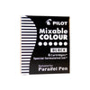 Pilot IC-P3-S6-B Parallel Pen Cartridge 6pk