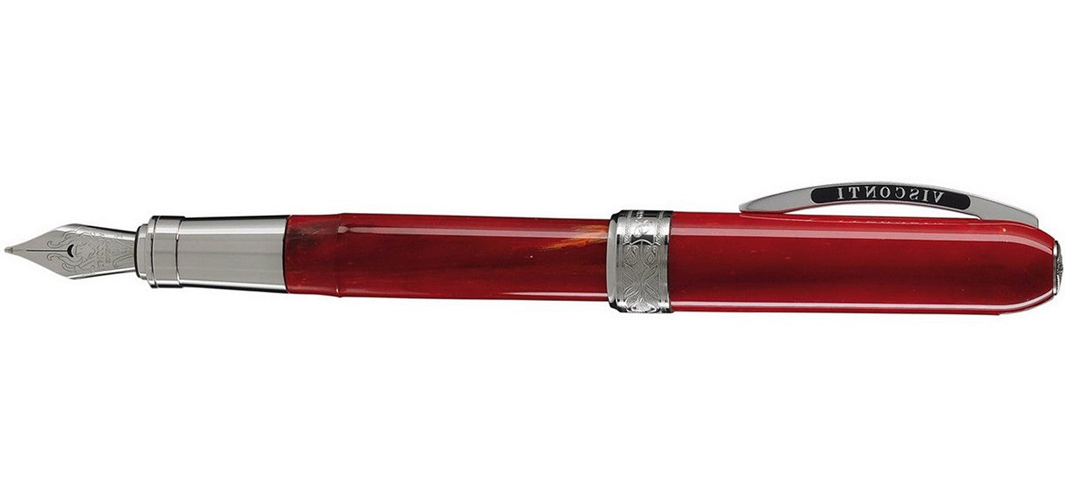 Visconti Rembrandt FP Red Fountain Pen