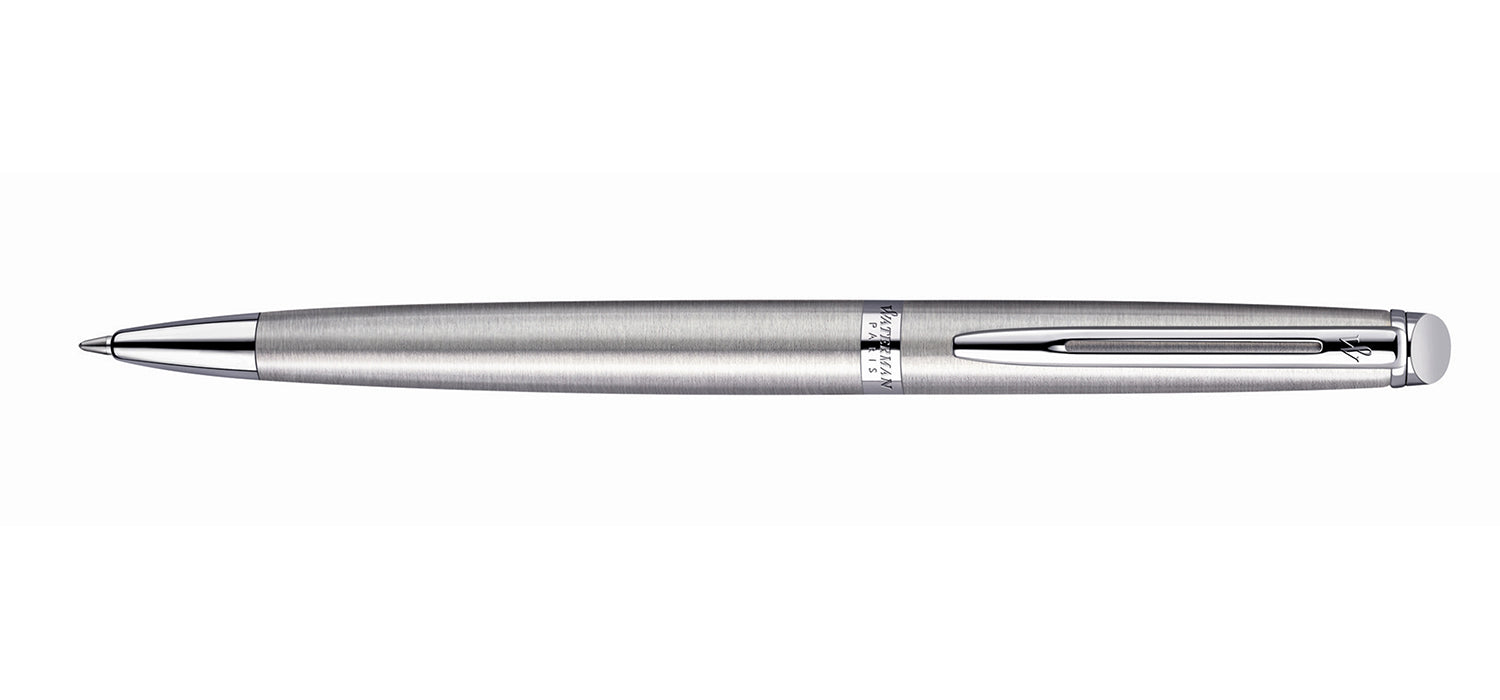 Waterman Hemisphere BP Stainless Steel Chrome Trim