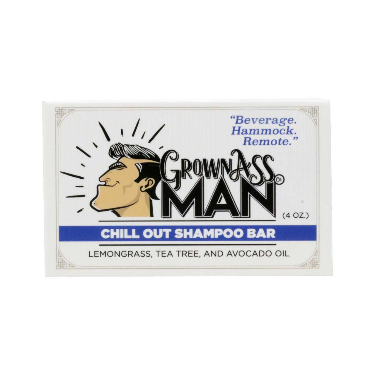 Chill Out Shampoo Bar - 1 Pack