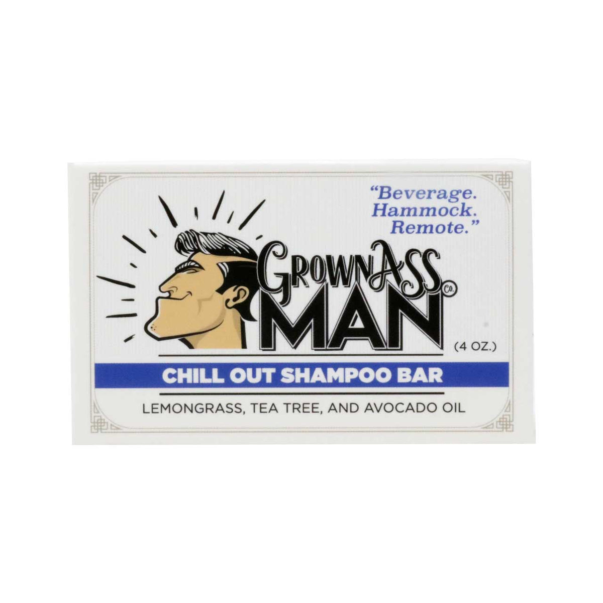 Chill Out Shampoo Bar - 3 Pack