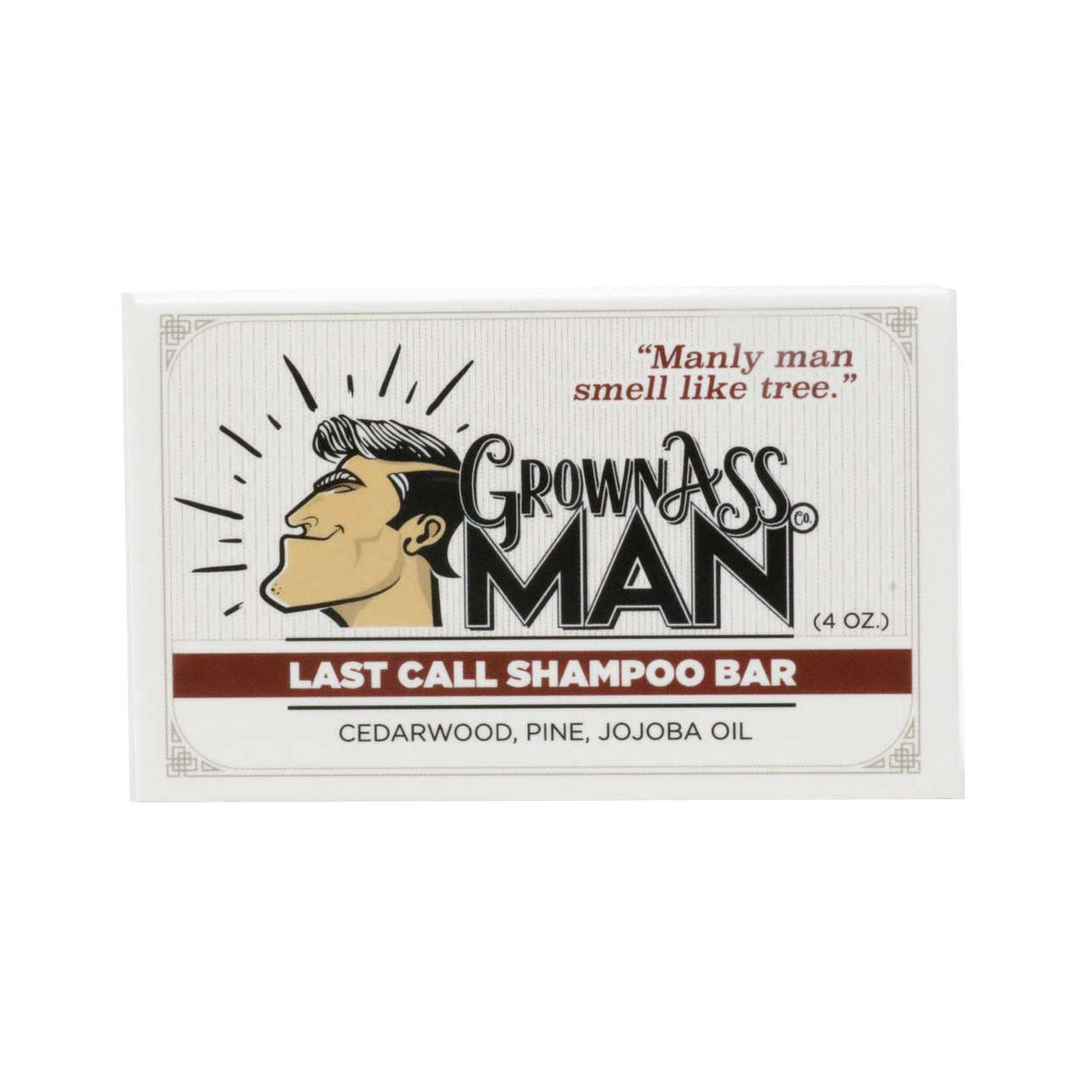 Last Call Shampoo Bar - 1 Pack
