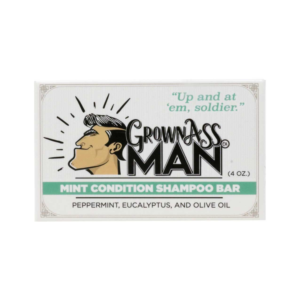 Mint Condition Shampoo Bar - 1 Pack