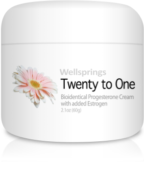 Wellsprings 20-1 Cream <br/>(60ml jar)
