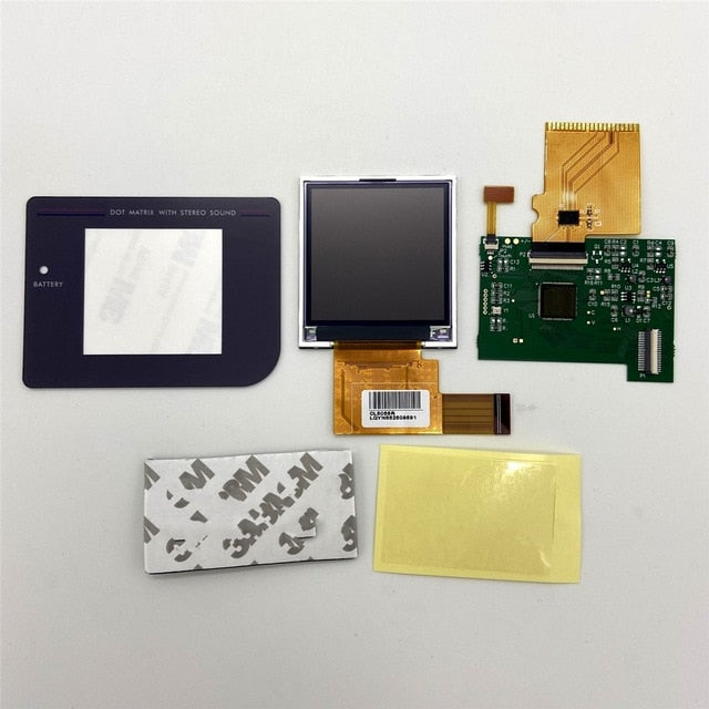 High Brightness LCD Kit for DMG