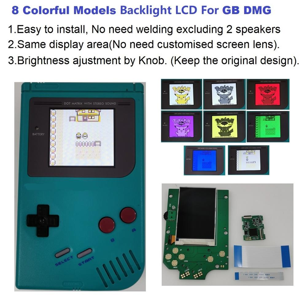 High Brightness IPS Backlight Backlit LCD Kit For DMG