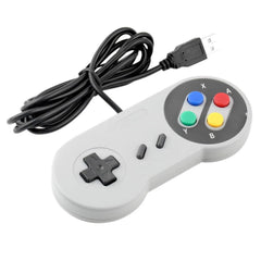 SNES-USB Controller for Emulation