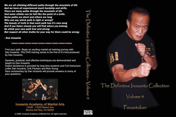 Inosanto - Definitive Collection - Volume 4