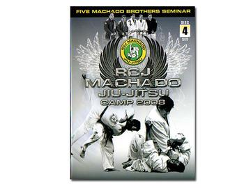 Machado - 5 Machado Brothers Seminar - 4 DVD Set