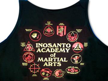 Tank Top - Inosanto Academy - School Tank Top