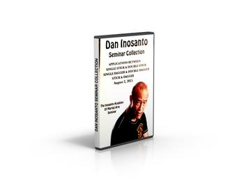 Inosanto - 2015 - Stick & Dagger Application - Volume 2