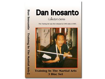 Inosanto - Collector Series - Training In The Martial Arts - 3 DVD Set