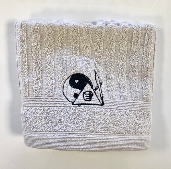 Progressive Martial Arts Face Towel