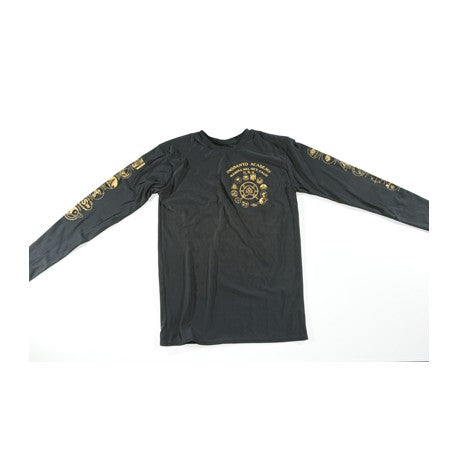 Inosanto Academy Long Sleeve Rash Vest