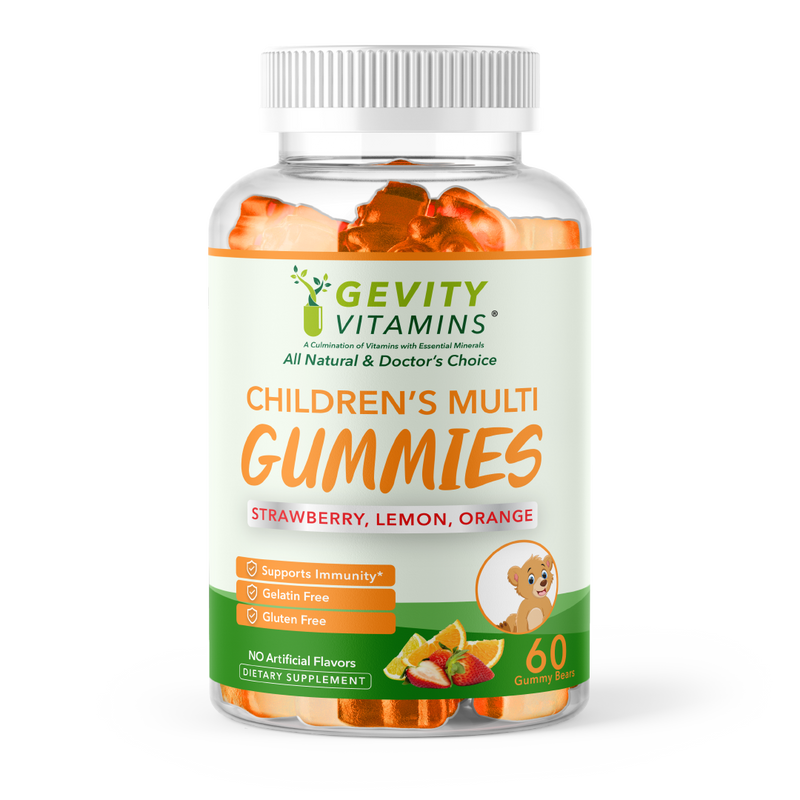Children's Multi Gummies - Gevity Vitamins
