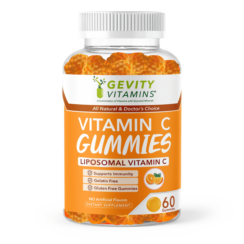 Vitamin C Gummies - Gevity Vitamins