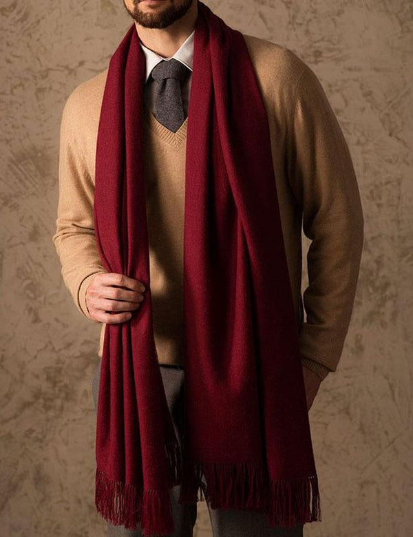 Long Scarf for Men