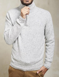 Men's Sweater Light Gray