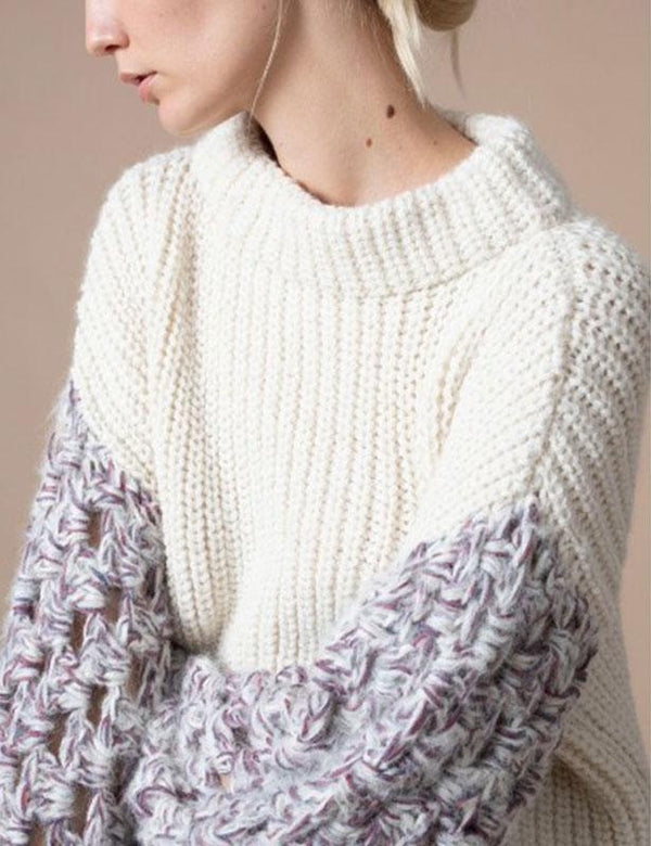 Home Alpaca Sweater