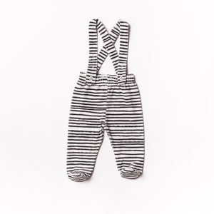 Terry Suspender Pants