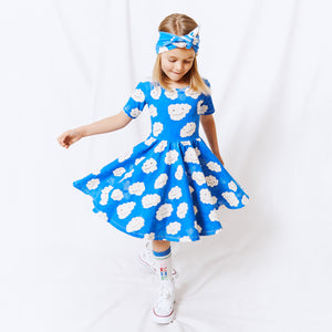 Ballerina Dress Halfsleeve