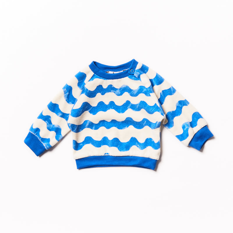 Baby Terry Sweater