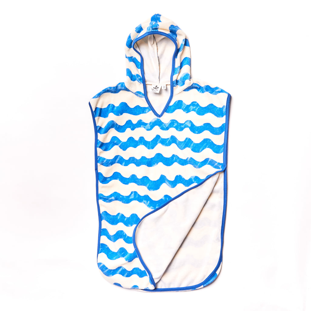 Kids Beach Poncho