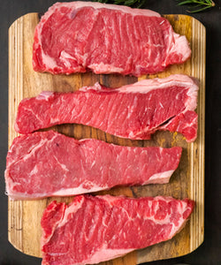 New York Strip Steak - $15.95/Lb