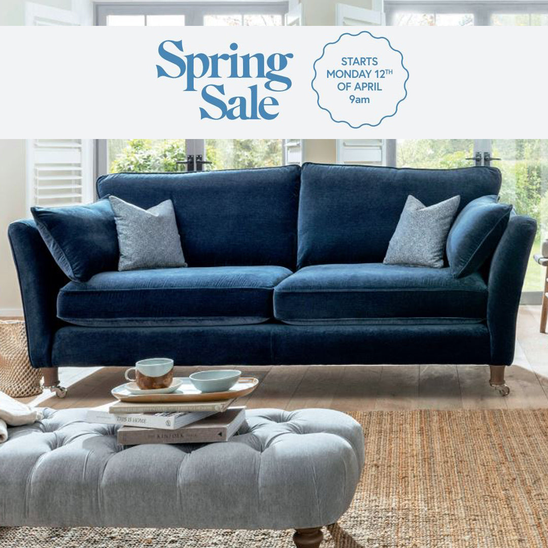 <br>Reopening & Spring Sale Starting Monday 12th April 9AM