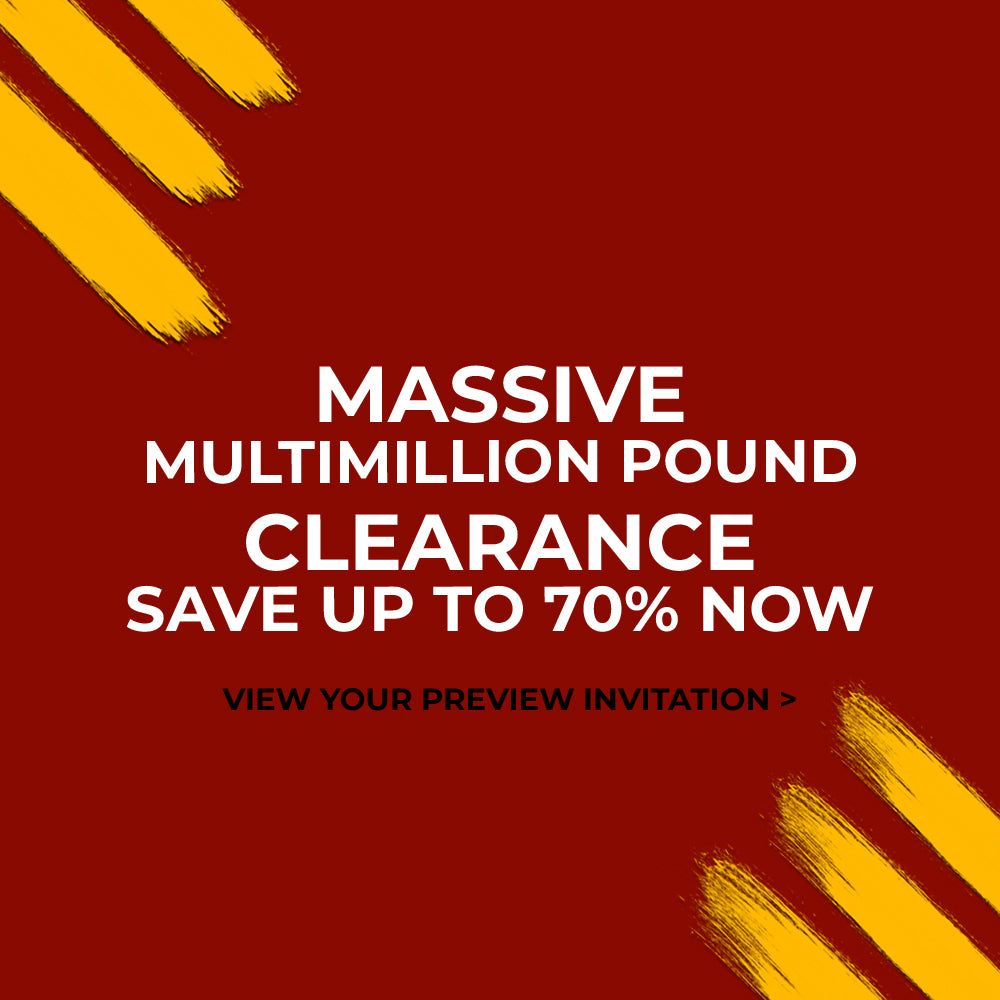 Massive Multimillion Pound Clearance Starts Wednesday