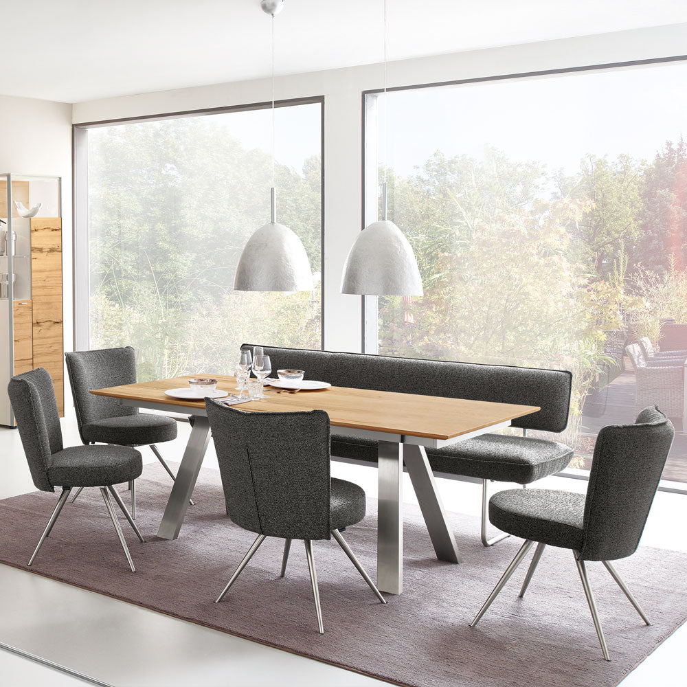 How big should my dining table be?