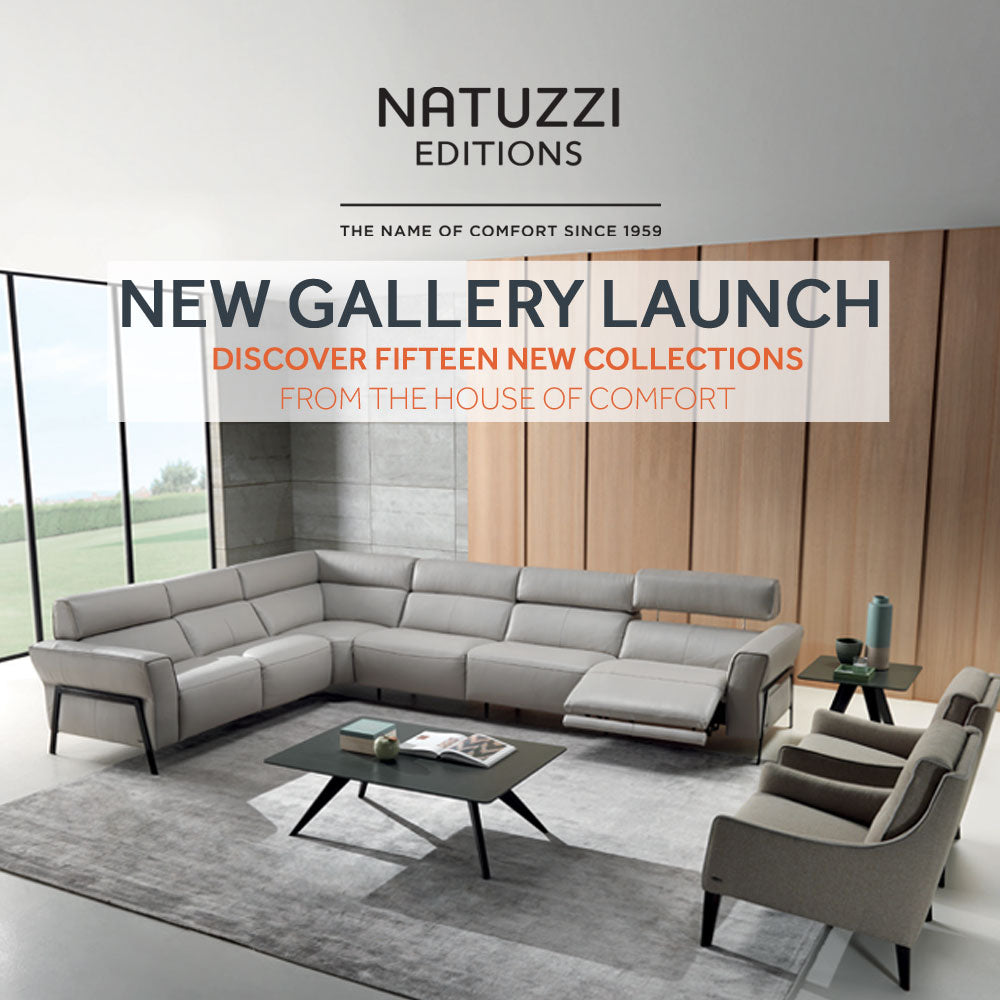 New Natuzzi Editions Gallery Launch – Ponsford