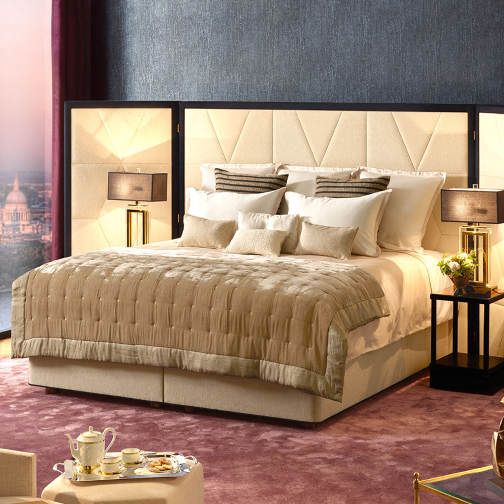 The world's most luxurious bed comes to Ponsford - the Vispring Diamond Majesty
