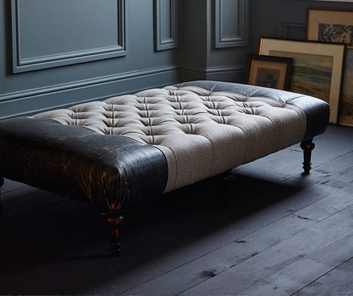 Alexander & James Victoria Footstools