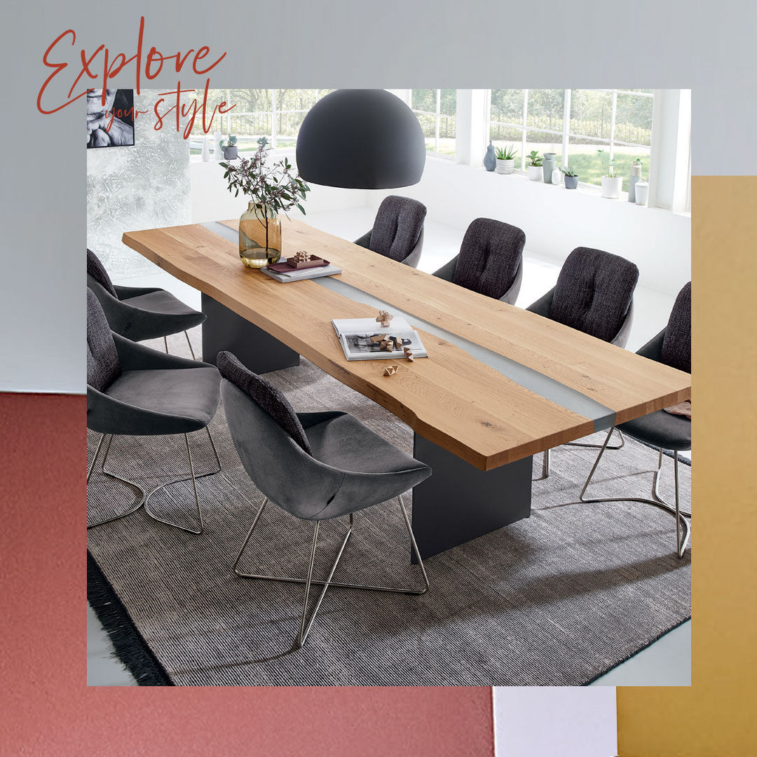 ET243 Big Dining Table