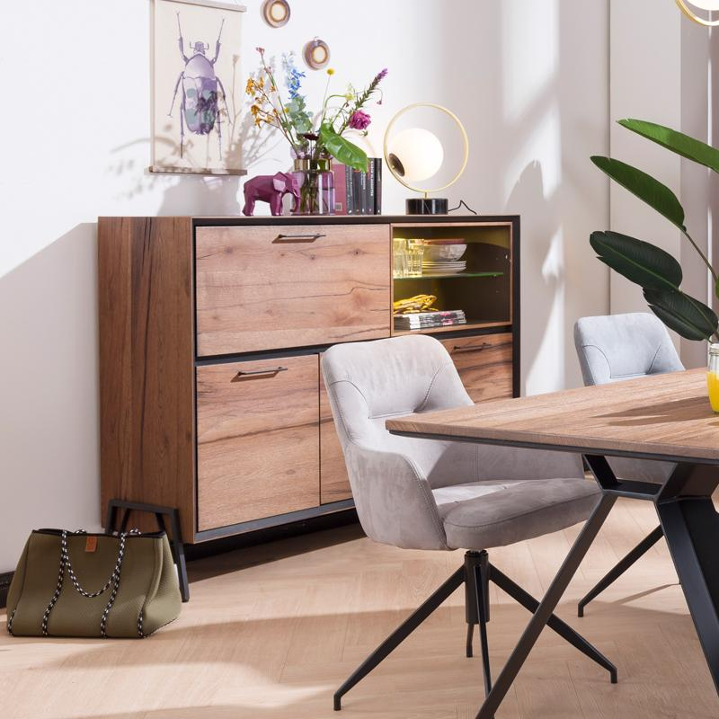 Janella Tall Sideboard