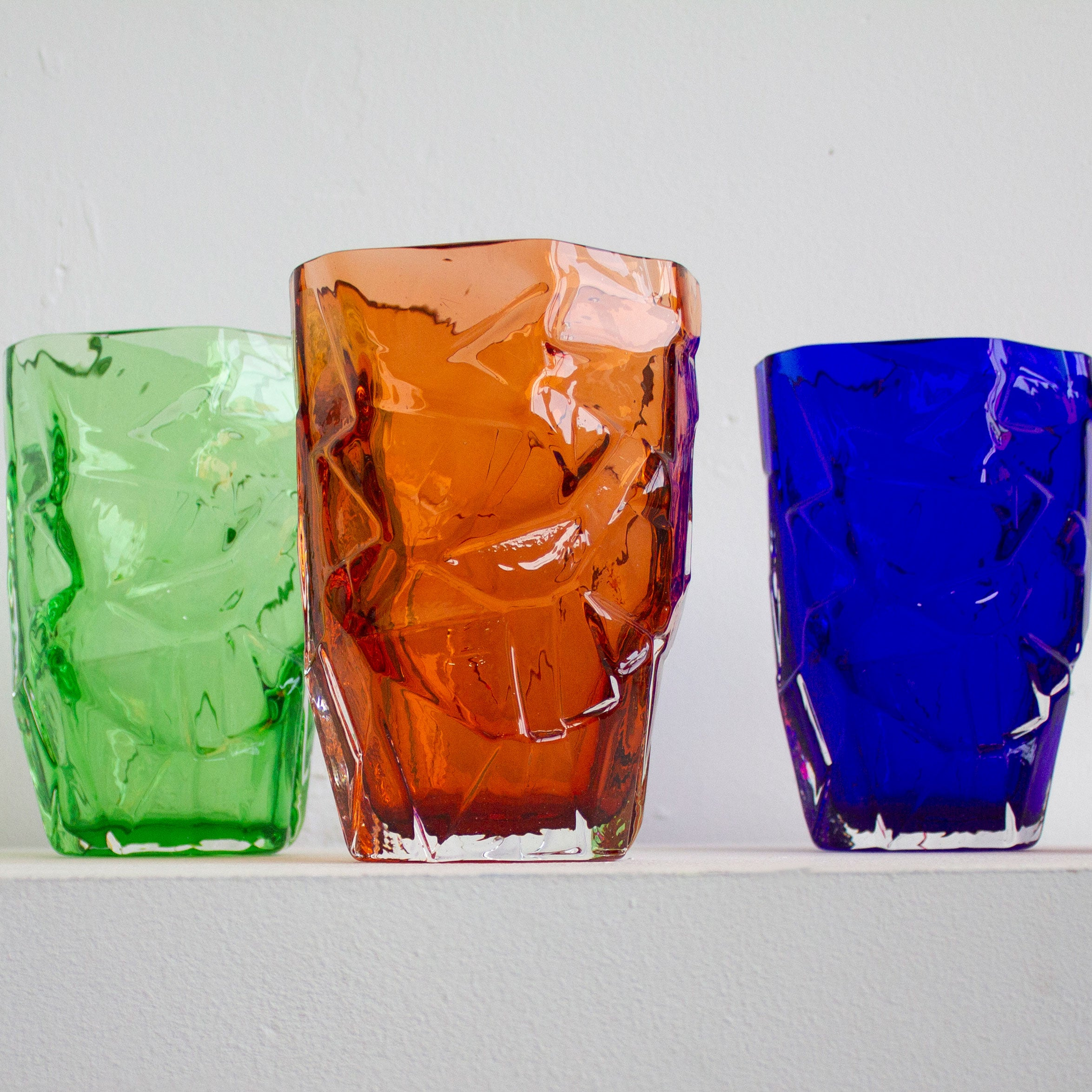 Joe Bazalgette Zanetti Glass