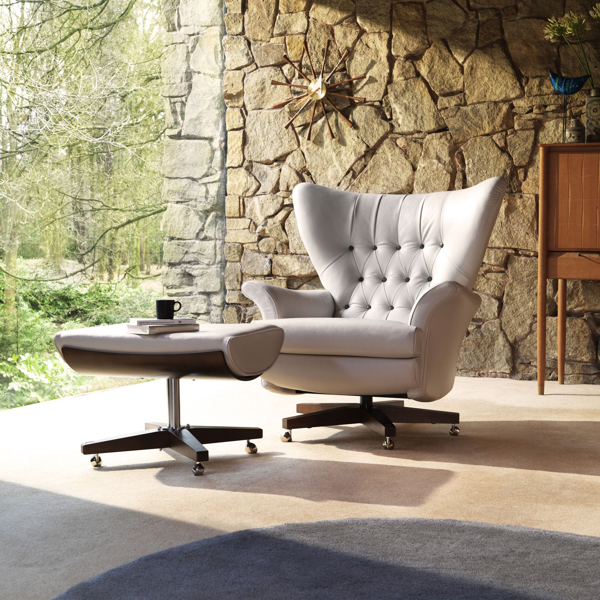 Vintage Vibe The World's Most Comfortable Chair – Ponsford